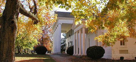 Mecklenburg County Court House - Boydton, VA